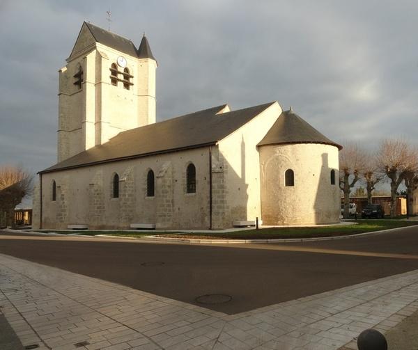 Crédits image : Mairie de Montlivault