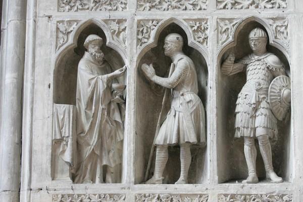 Crédits image : Cathédrale de Reims -® Jacques DRIOL_595