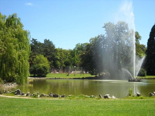 Rendez Vous aux Jardins 2018 -Parc Edouard Guénon (Parc des Bains)