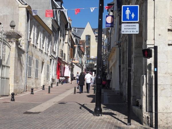 Crédits image : Service Ville d'Art et d'Histoire de Bourges