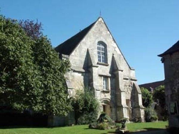 Journées du patrimoine 2019 - Visite libre de la chapelle Saint-jean