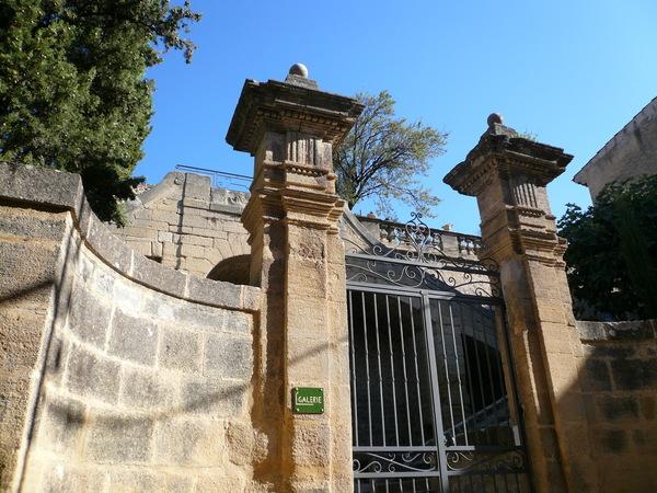 Journées du patrimoine 2017 - Escalier monumental des jardins du château
