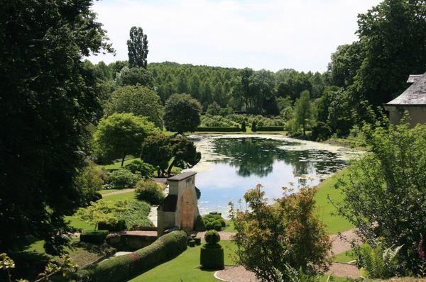 Rendez Vous aux Jardins 2018 -Jardin du Plessis Sasnieres