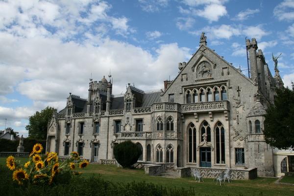 Crédits image : Château de Keriolet