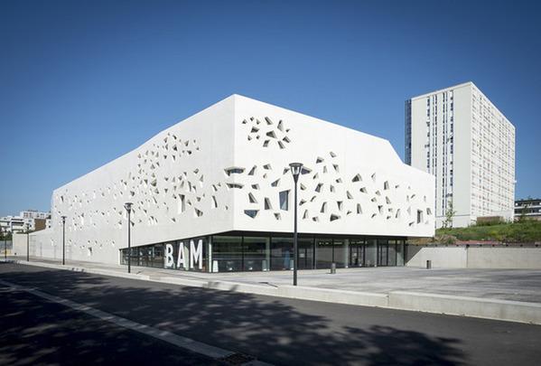 Crédits image : © Ville de Metz – Rudy Ricciotti Architecte - Photo. Cyrille Guir