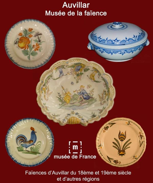 Journées du patrimoine 2017 - Visite commentée des musées de la faïence et de la batellerie