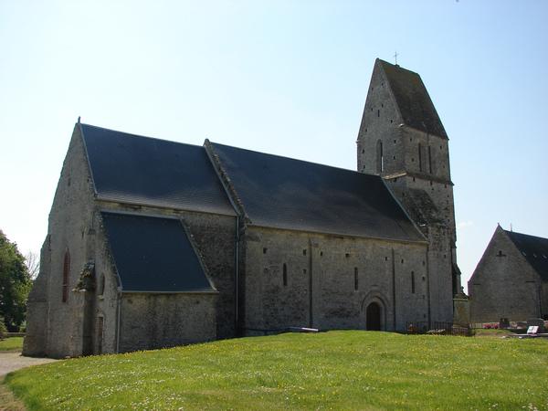 Crédits image : @Association de sauvegarde de l'église St-Clément