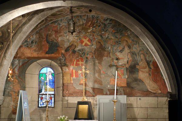 Journées du patrimoine 2017 - Visite de l'église