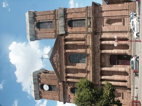 Journées du patrimoine 2017 - Visite de la Cathédrale Saint Christophe