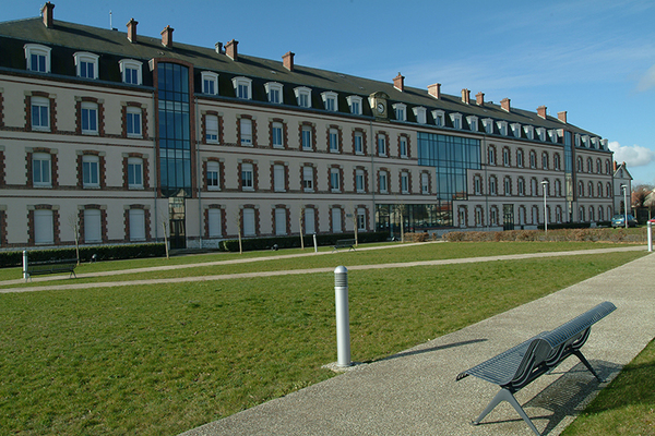 Pôle universitaire d'Eure-et-Loir