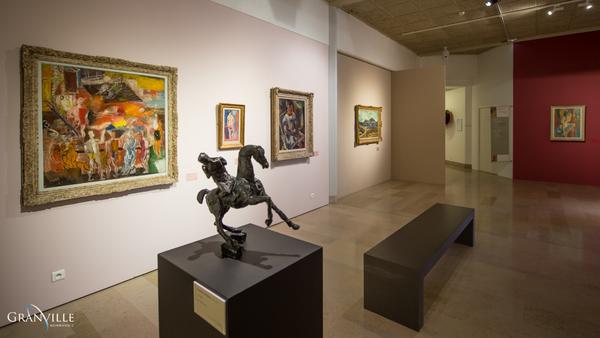 Nuit des musées 2019 -Musée d'art moderne Richard Anacréon