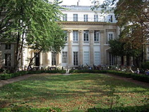 Istituto Italiano di Cultura Hôtel de Gallifet