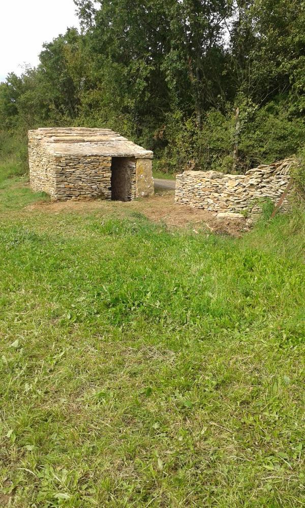 Journées du patrimoine 2017 - Visite de la Cadole à Saint-Clément-sur-Guye