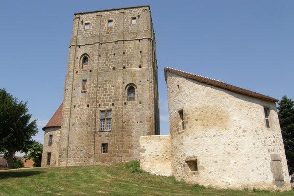 Journées du patrimoine 2017 - Donjon du XIIème siècle