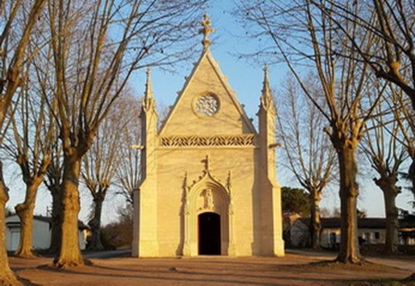 Crédits image : © CRNDC (Chapelle Royale Notre Dame de Condat)