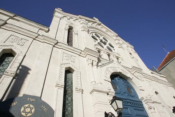 Journées du patrimoine 2017 - Visite guidée de la synagogue
