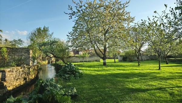 Rendez Vous aux Jardins 2018 -Jardin entre rivière et canal