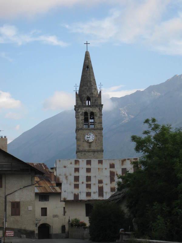 Journées du patrimoine 2017 - Visite de l'église Notre-Dame de l'Annonciation de La Vachette