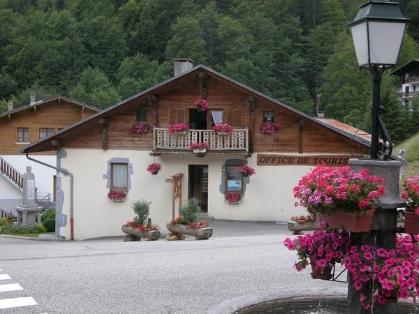Crédits image : © Office de Tourisme du Val d'Arly