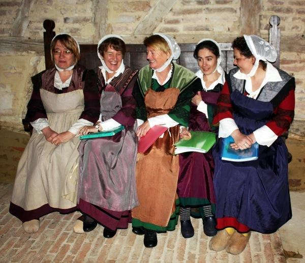 Nuit des musées 2018 -La ferme du champs bressan - musée du terroir