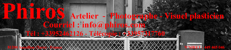 Phiros Artelier Téléconférence