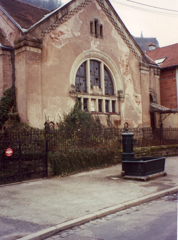 Crédits image : mairie de Schirmeck