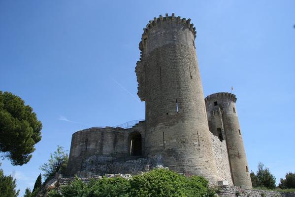Journées du patrimoine 2019 - Château Féodal des Comtes de Provence