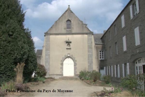 Crédits image : Patrimoine du Pays de Mayenne