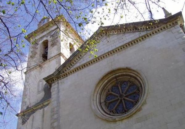 Journées du patrimoine 2017 - Visite de l'église Saint-Blaise