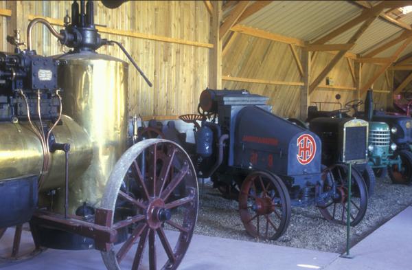 Nuit des musées 2019 -Musée de l'évolution agricole