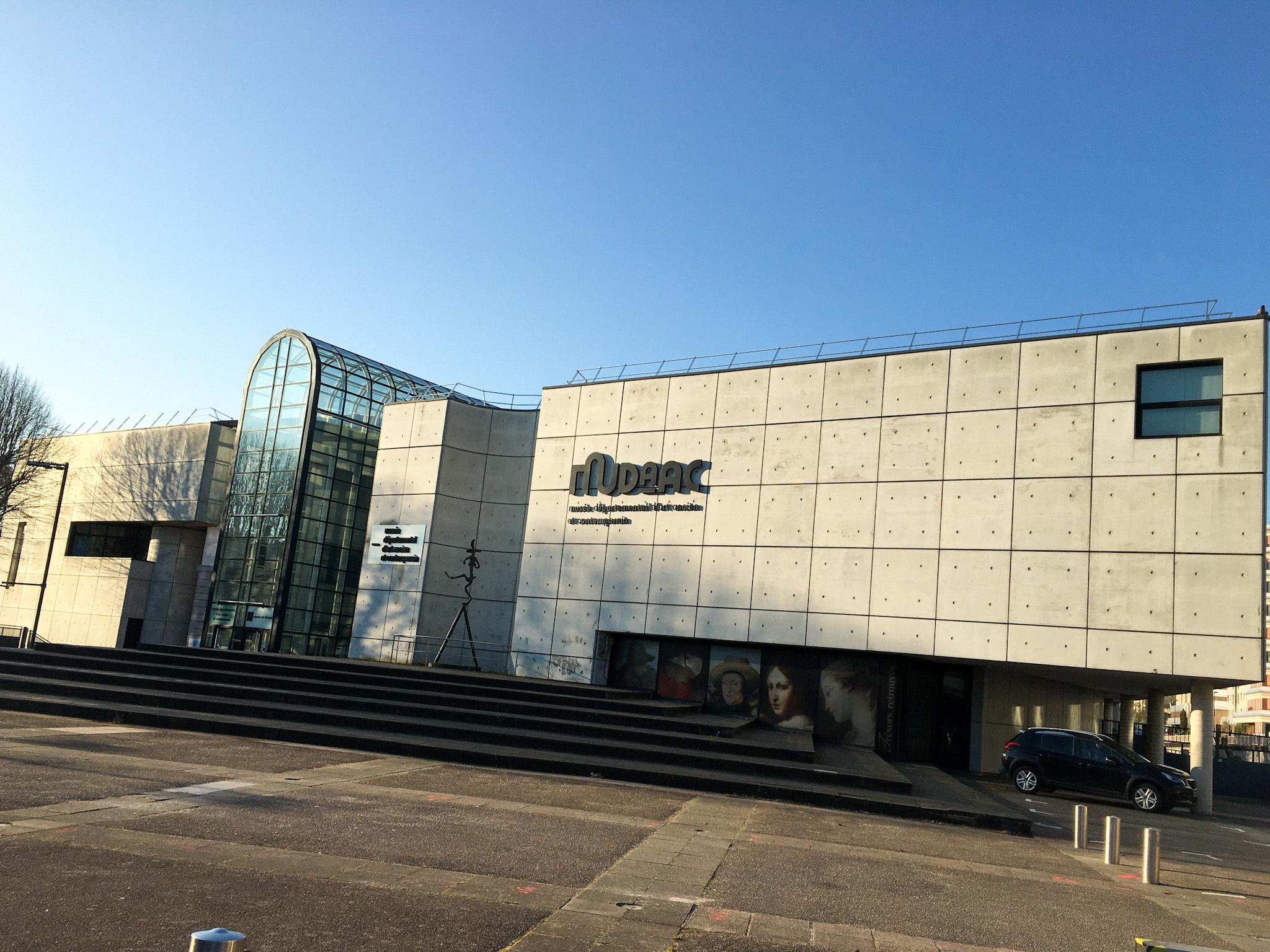 Musée départemental d'art ancien et contemporain - MUDAAC