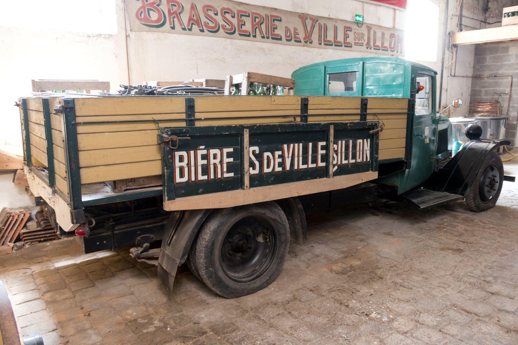 Crédits image : Ecomusée vosgien de la Brasserie de Ville-sur-Illon