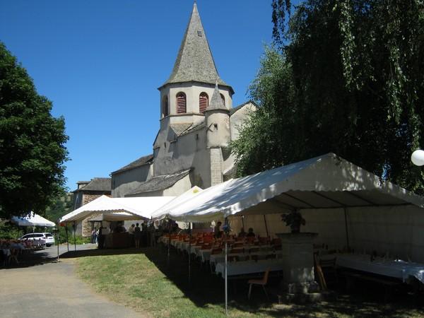 Journées du patrimoine 2017 - Visite guidée de l'église Saint-Sauveur-de-Grandfuel