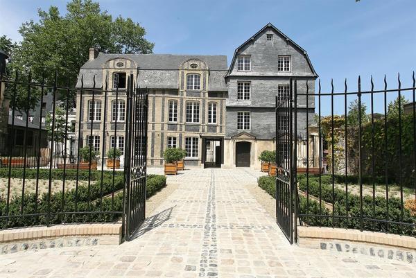 Rendez Vous aux Jardins 2018 -Musée de l'Hôtel Dubocage de Bléville