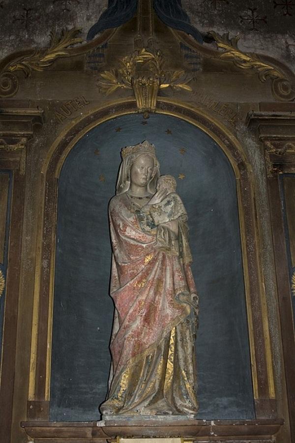 Crédits image : Bayel, Notre-Dame de Belroy (c) Villafruela, wikimedia commons