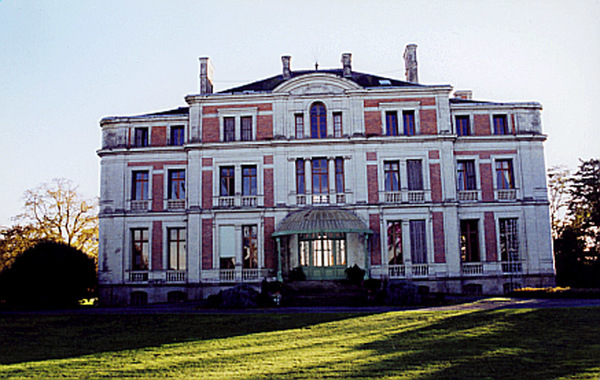Ch teau de la madeleine palais briau - L orangerie la madeleine ...