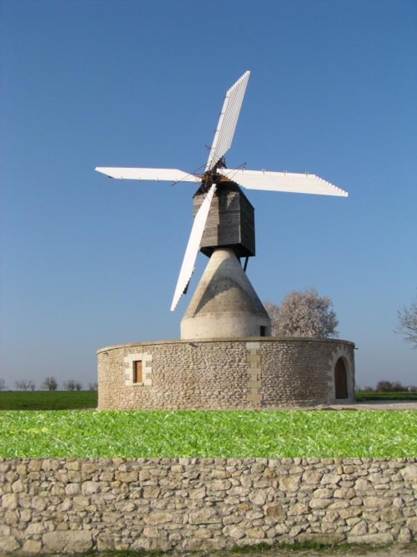 Crédits image : Association des Amis du Moulin des Aigremonts