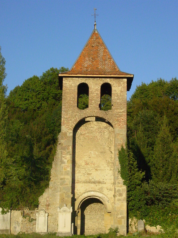 Journées du patrimoine 2017 - Visite du clocher Saint-Robert