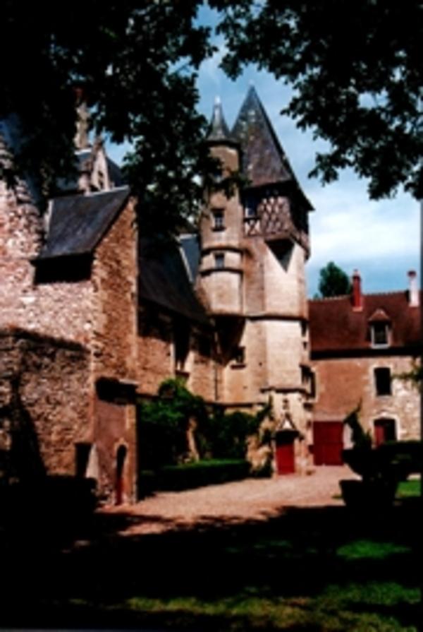 Journées du patrimoine 2017 - Découverte du Château de Villemenant