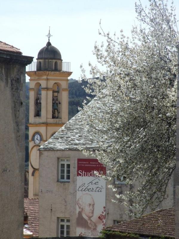 Journées du patrimoine 2017 - Découverte du Palazzu Naziunale de l'Université de Corse
