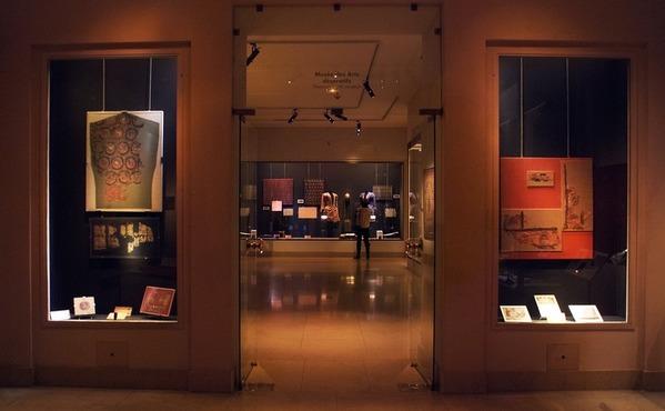 Nuit des musées 2018 -Musée des tissus et musée des arts décoratifs