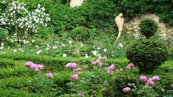 Rendez Vous aux Jardins 2018 -Moulin de la Bellassière