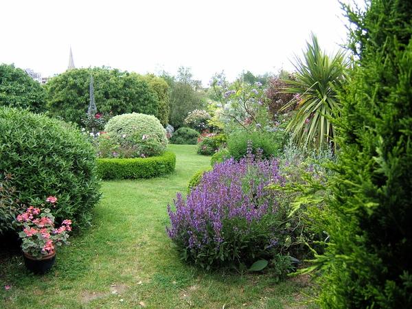 Rendez Vous aux Jardins 2018 -Jardin du port d'attache - Saint-Pair-sur-Mer