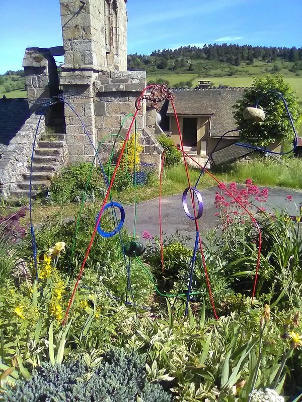 Rendez Vous aux Jardins 2018 -Le clos de l'insousciance