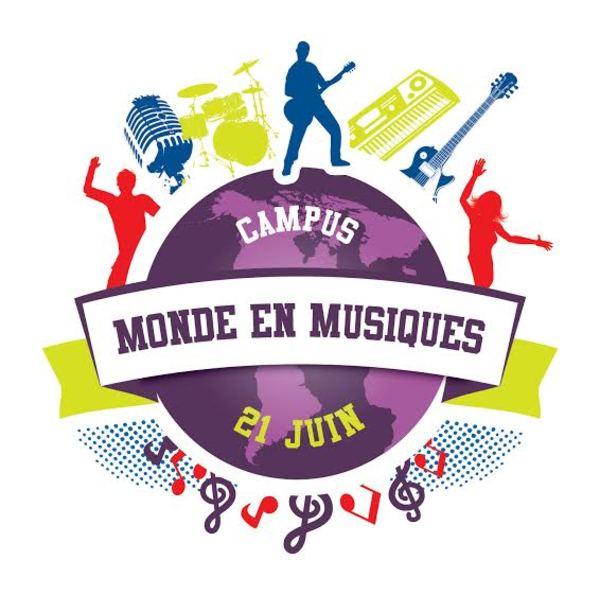 Fête de la musique 2018 - Scène Radio Campus - Place de la Victoire