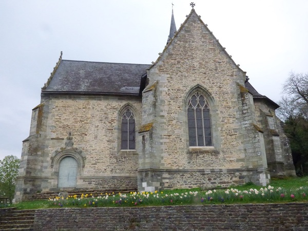 Crédits image : Chapelle Notre-Dame-de-Bonne-Encontre, Rohan