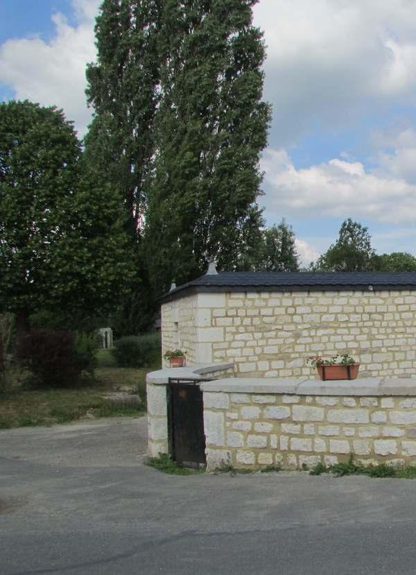 Crédits image : Lavoir - mairie de Thin le Moutier