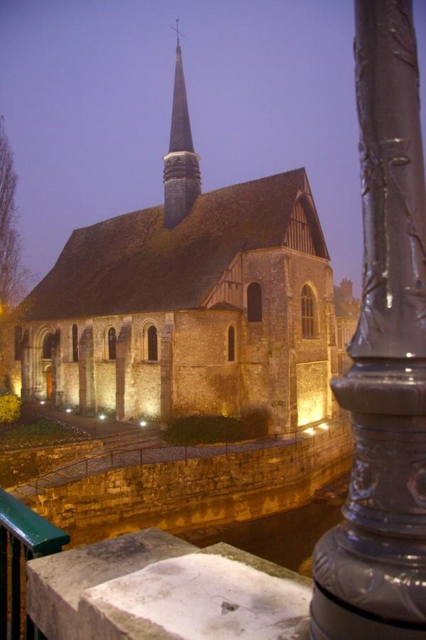 Journées du patrimoine 2020 - Visite de l'église Saint-Maurice