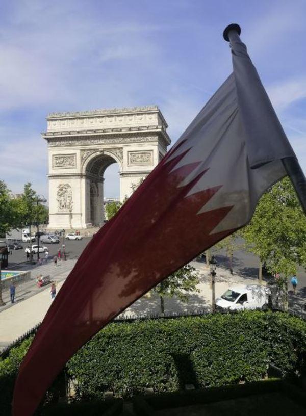 Crédits image : © Ambassade du Qatar - Paris