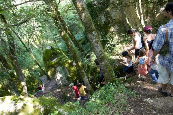 Journées du patrimoine 2017 - Les Phosphatières du Quercy : un patrimoine géologique d'intérêt mondial